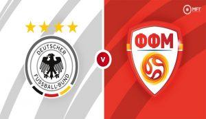 Prediksi Jerman Vs Makedonia Utara 01 April 2021