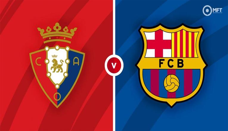 Prediksi Osasuna Vs Barcelona 07 Maret 2021