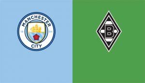 Prediksi Manchester City Vs Borussia Gladbach 17 Maret 2021