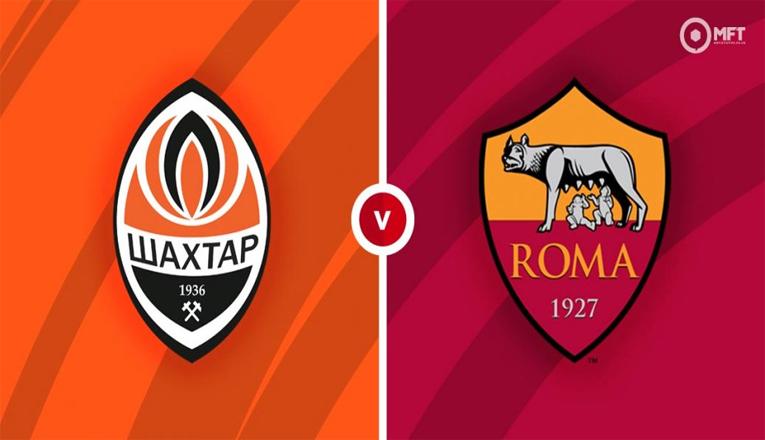 Prediksi Shakhtar Donetsk Vs AS Roma 19 Maret 2021