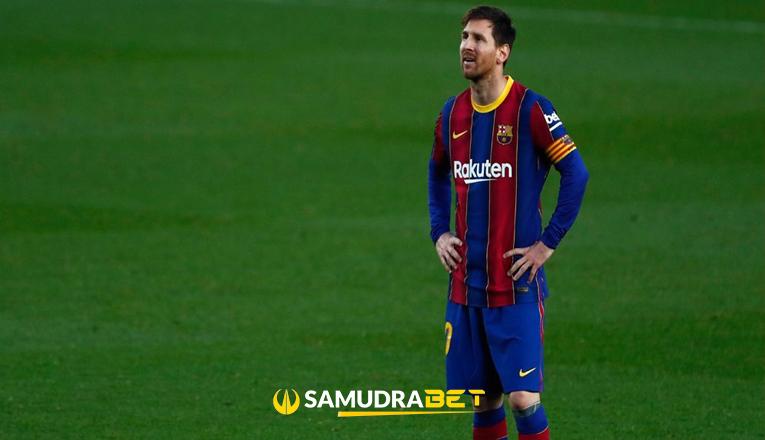 Barcelona Terima Kekalahan dengan Kecewa dan Malu
