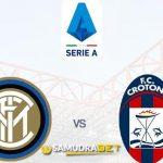 Prediksi Inter Milan vsCrotone vs 1 Mei 2021