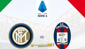 Prediksi Crotone vs Inter Milan 1 Mei 2021