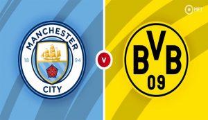 Prediksi Manchester City Vs Borussia Dortmund 07 April 2021