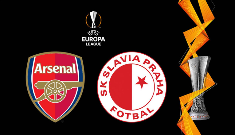 Prediksi Arsenal Vs Slavia Praha 09 April 2021