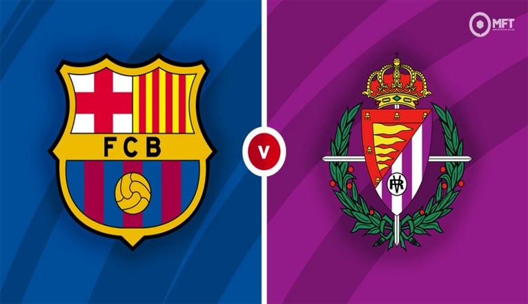 Prediksi Barcelona Vs Real Valladolid 06 April 2021