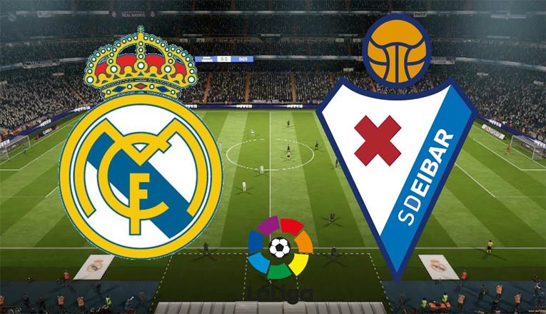 Prediksi Real Madrid Vs Eibar 03 April 2021