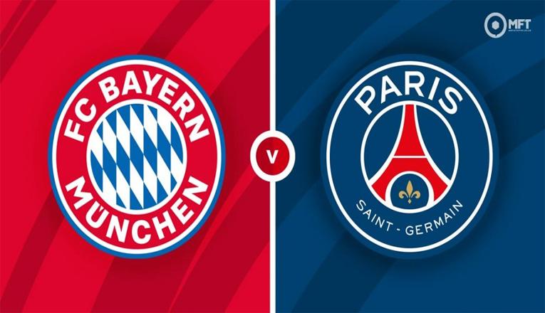 Prediksi Bayern Munchen Vs PSG 08 April 2021