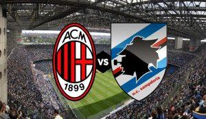 Prediksi AC Milan Vs Sampdoria 03 April 2021