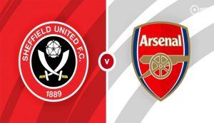 Sheffield United Vs Arsenal