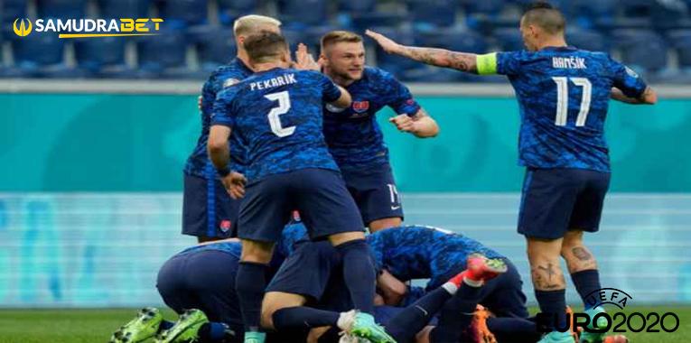 Hasil Bola Polandia vs Slovakia Euro 2020: Slovakia Menang Telak