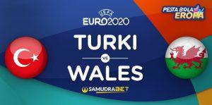 prdiksi Euro 2020: Prediksi Turki vs Wales 16 Juni 2021