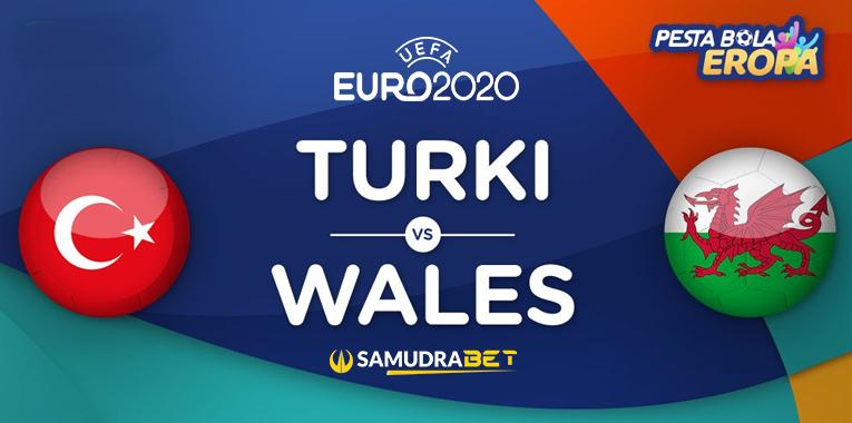 Euro 2020: Prediksi Turki vs Wales 16 Juni 2021