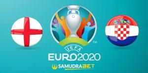 Prediksi Inggris vs Kroasia 13 Juni 2021