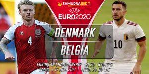 Prediksi Euro 2020: Prediksi Denmark vs Belgia 17 Juni 2021