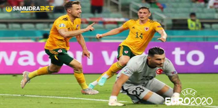 Hasil Bola Turki vs Wales Euro 2020: Wales Menang Telak
