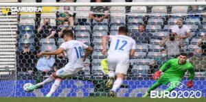 Hasil Bola Kroasia vs Ceko Euro 2020: Kroasia Bermain Was-was