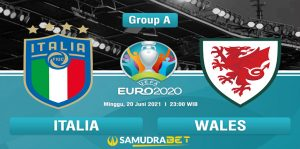 Prediksi Euro 2020: Prediksi Italia vs Wales 20 Juni 2021