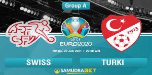 Prediksi Euro 2020: Prediksi Swiss vs Turki 20 Juni 2021