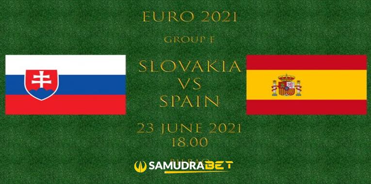 Prediksi Euro 2020: Prediksi Slovakia vs Spanyol 23 Juni 2021