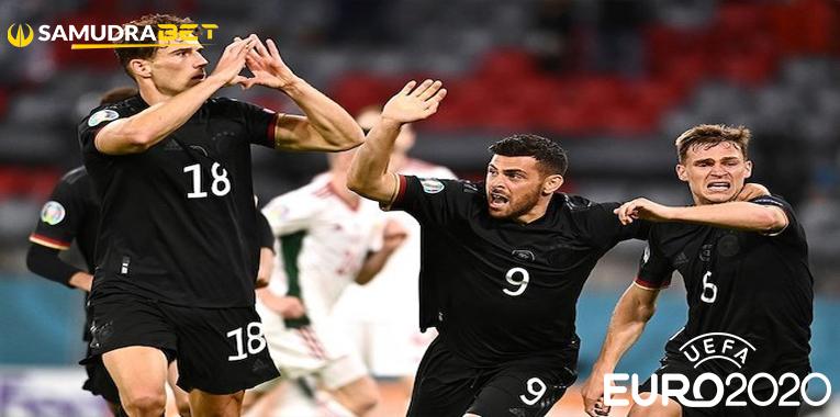 Hasil Bola Jerman vs Hungaria Euro 2020: Jerman Hilang Muka