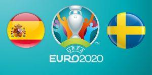 Prediksi Spanyol VS Swedia 15 Juni 2021