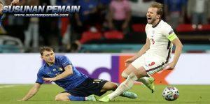Timnas Inggris Kalah karena Pemain Manchester United - Final Euro 2020