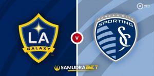 Copa America: Prediksi LA Galaxy vs Sporting Kansas 5 Juli 2021