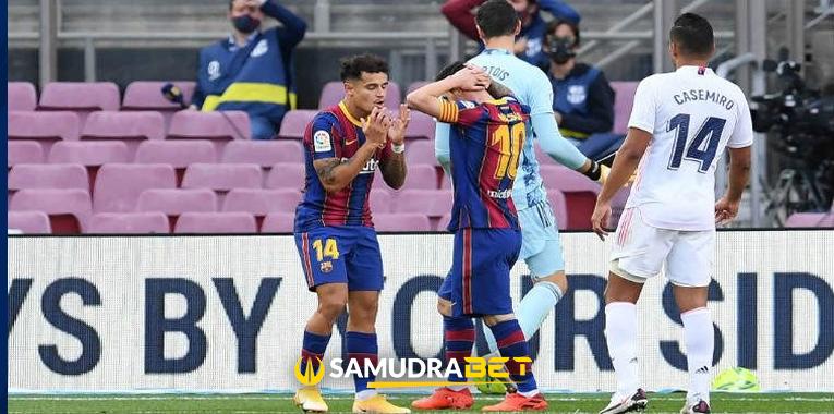 Barcelona dan Inter Milan Pecat Beberapa Pemain