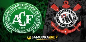 Serie A: Prediksi Chapecoense vs Corinthians 09 Juli 2021