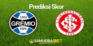Serie A: Prediksi Gremio vs Internacional 11 Juli 2021