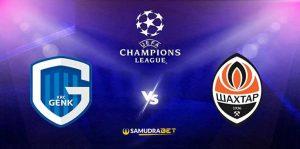 Liga Champions: Prediksi Genk vs Shakhtar Donetsk 4 Agustus 2021