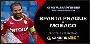 Liga Champions: Prediksi Sparta Prague vs Monaco 4 Agustus 2021