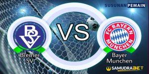 Prediksi Bremer SV vs Bayern Munich 26 Agustus 2021