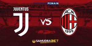 Prediksi Juventus vs AC Milan 20 September 2021