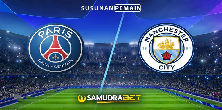 Prediksi Paris Saint-Germain vs Manchester City 29 September 2021