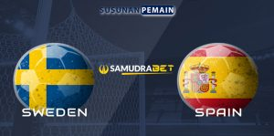Prediksi Swedia vs Spanyol 3 September 2021