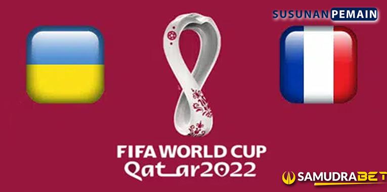 Piala Dunia: Prediksi Ukraina vs Prancis 5 September 2021