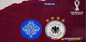 Piala Dunia: Prediksi Islandia vs Jerman 9 September 2021