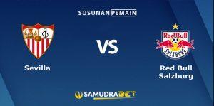 Prediksi Sevilla vs RB Salzburg 14 September 2021