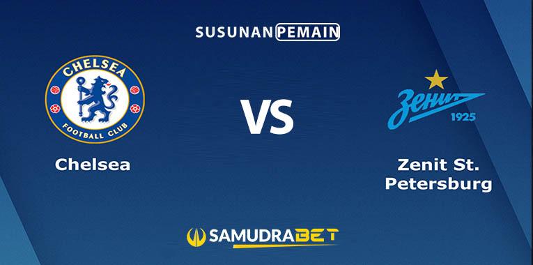 Prediksi Chelsea vs Zenit St. Petersburg 15 September 2021