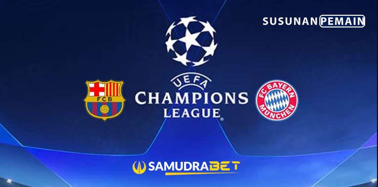 Prediksi Barcelona vs Bayern Munchen 15 September 2021