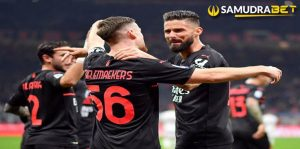 AC Milan 1 0 Torino Milan Berhasil Menang Kembali Kepuncak Klasmen Sementara Serie A