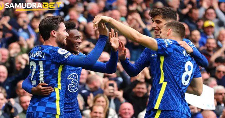 Chelsea 7 0 Norwich City The Blues Membatai Norwich diwarnai Hat Trick Mason Mount