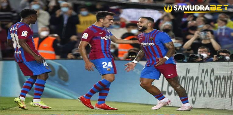 Hasil La liga Barcelona Vs Valencia 3 1 Barca Kembali Ke jalur Kemenangan