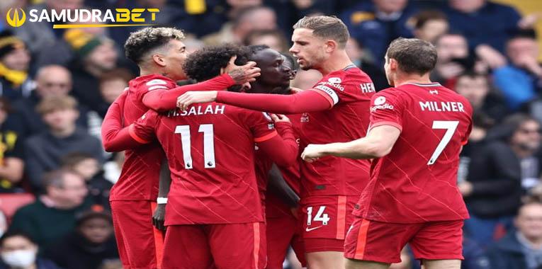 Hasil Watford Vs Liverpool 0 5 Firmino Membuat kejutan Mencetak Hat trick