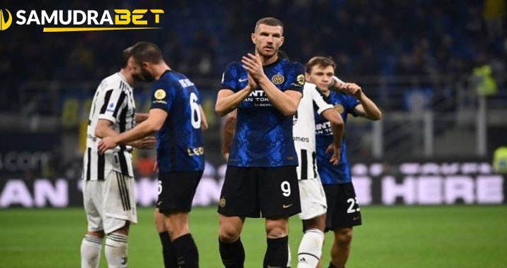 Inter Milan 1 1 Juventus Penalti Paulo Dybala Paksa Laga Berakhir Imbang
