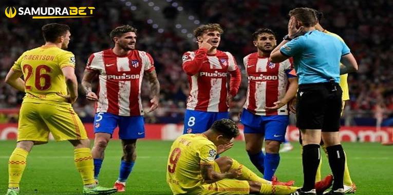 Kemenangan Dramatis Liverpool 3 2 Diwarnai Kartu Merah Griezmann Liga Champions