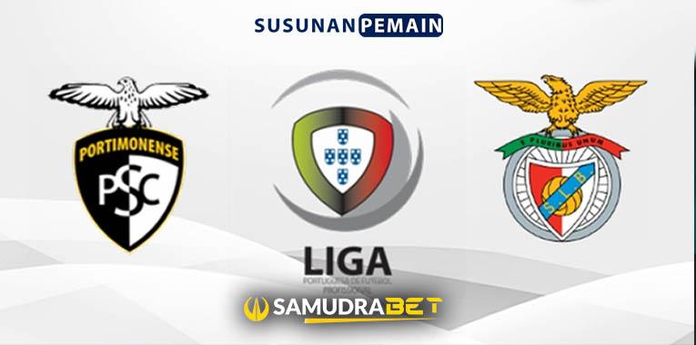 Prediksi Benfica Vs Portimonense 4 Oktober 2021